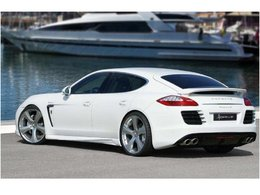 Porsche Panamera Rivage GT 970 par Hofele-Design : pour montrer le lien Audi-Porsche ?