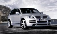"""Le Volkswagen Touareg W12 """"Sports Edition"""" entre en scène"""