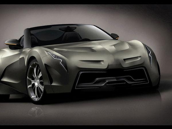 Design - Pontiac Solstice II Concept