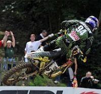 Motocross : GP de Loket, Roczen gagne la 1ère manche et Frossard perd ses dernières chances au départ