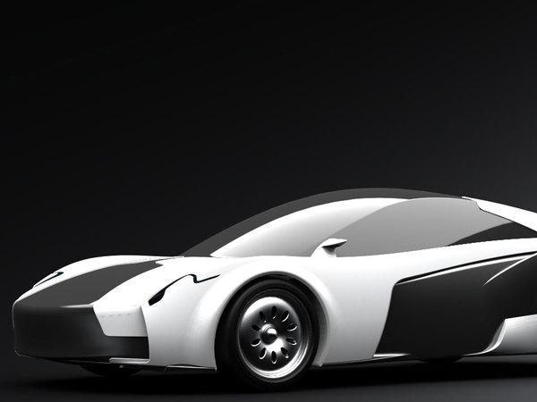 Un designer de Pagani trace les lignes de la sportive électrique de demain