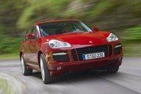 Salon de Francfort : Porsche Cayenne GTS - officielle