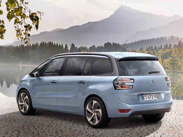 Citroën Grand C4 Picasso: le meilleur monospace de l'année, selon What Car?