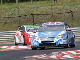 WTCC-Hungaroring: Nouveau doublé Chevrolet !