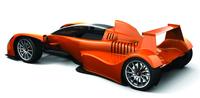 La Caparo T1 sur le point d'évoluer...
