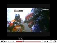 Moto GP - Allemagne : Les meilleurs moments en vidéo