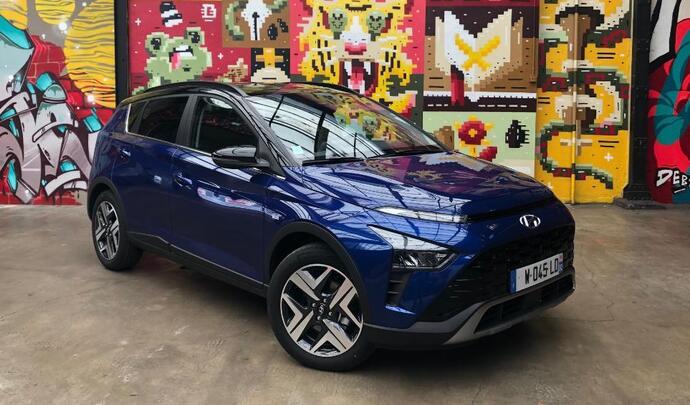 Hyundai Bayon: premier contact en live