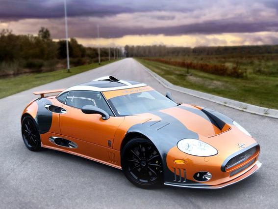 Après Ferrari et Lamborghini, Spyker aussi préparerait une série spéciale pour la Chine