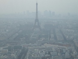 Pollution de l'air: l'Europe somme la France de réagir