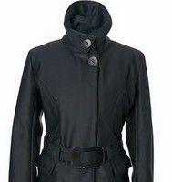Plus traditionnel mais toujours haut de gamme : le manteau Pascale Molina Natacha.
