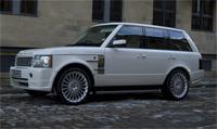 Range Rover Vogue édition par Project Kahn: ô les belles jantes!