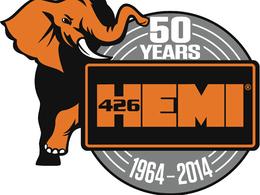 """Anniversaire : Mopar et Chrysler célèbrent les 50 ans du V8 426 """"HEMI"""""""