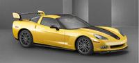 Que devient la Corvette Blue Devil ?