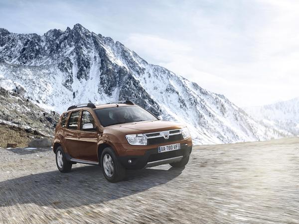 Dacia offre des moteurs Euro 5 à son Duster