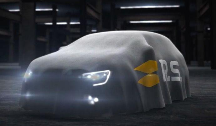 Renault tease la nouvelle Mégane RS