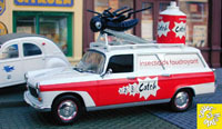 Miniature : Peugeot 404 break