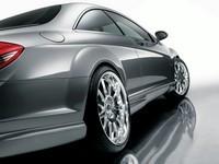 Salon de Francfort : Mercedes CK65 Eau Rouge Limited Edition by Carlsson - officieuse