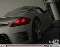 Salon de Francfort : Porsche Cayman CTR3 by Ruf