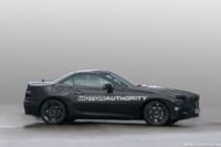 Future Mercedes SLK: un style plus anguleux?