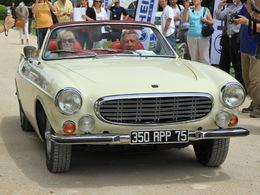 La Volvo P1800 fête ses cinquante ans