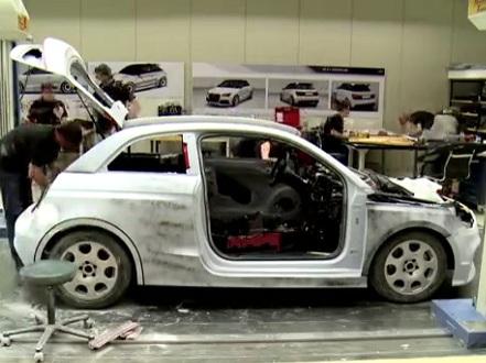 Audi A1 Clubsport Quattro: génèse du projet W11 en vidéo