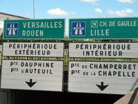 Bruitparif prône un périphérique parisien à 50 km/h
