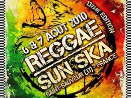 Reggae Sun Ska Festival 2010 : un événement éco-responsable