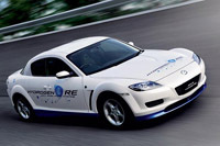 Mazda RX8 Hydrogen RE : maintenant disponible au Japon