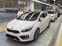 2 millions de Kia produites en Europe