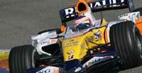 GP d'Italie : Première journée, Giancarlo Fisichella brille devant son public