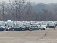 Dieselgate : les parkings géants de stockage des Volkswagen non conformes aux USA