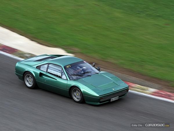 Photos du jour : Ferrari 328 (Modena Track Days)