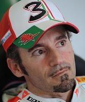 Superbike - Aprilia: Biaggi précise qu'il n'a encore signé et parle de sa fin de saison