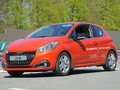 La Peugeot 208 BlueHDI 1.6l 100 S&S bat un record de consommation