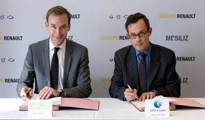 Renault s'associe à Pôle emploi pour proposer une mobilité à faible coût