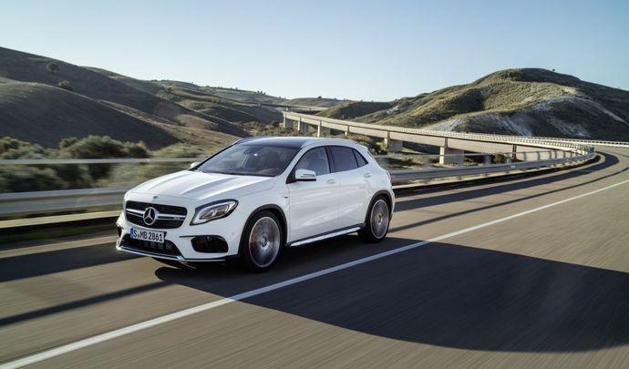 Mercedes : le CLA Shooting Brake en danger, un GLA coupé possible