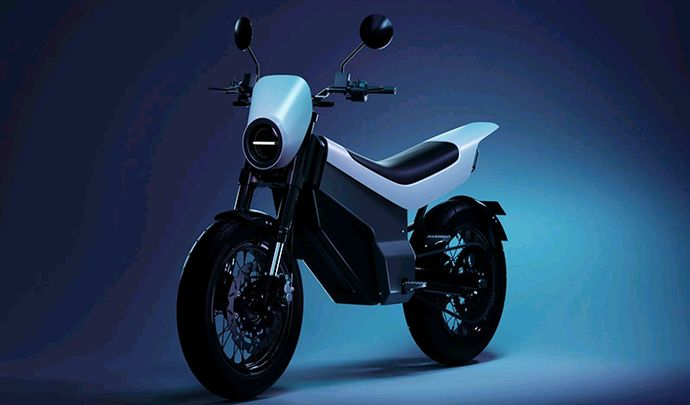 Une nouvelle moto électrique pour les Népalais de Yatri
