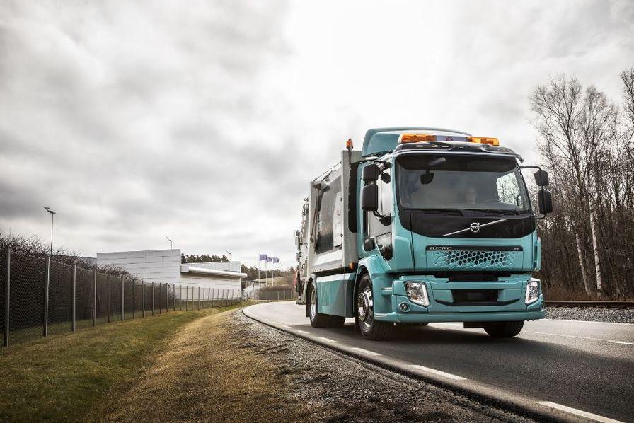 Mercedes Jacksonville Fl >> Volvo lance son premier camion électrique