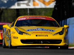 Le Mans 2011 - Des Ferrari en lever de rideau
