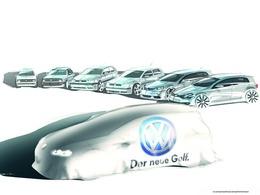 Mondial Paris 2012 : premier teaser pour la Volkswagen Golf 7