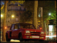 La photo du jour : Renault 5 Turbo 2