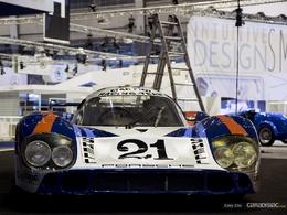 Photos du jour : Porsche 917 (Retromobile)