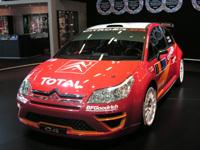 WRC: Citroën au Cork International Rally