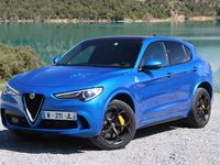 Essai vidéo - Alfa Romeo Stelvio Quadrifoglio : le trèfle du bonheur