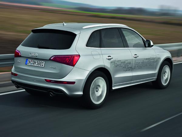Audi Q5 Hybrid : les prix
