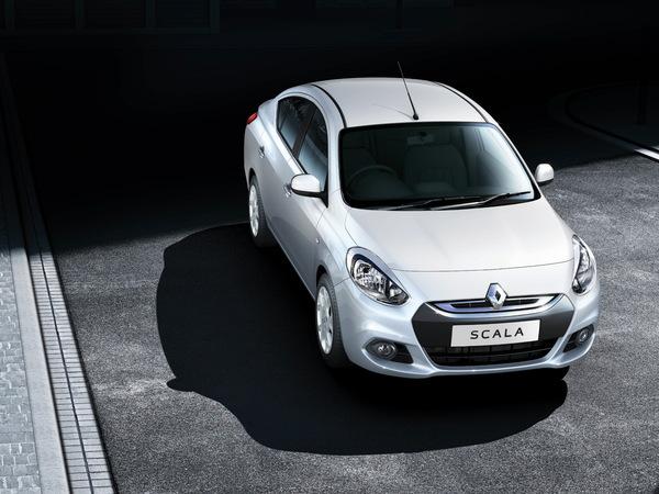 Voici la nouvelle Renault Scala, pour l'Inde