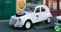 Miniature : Citroën 2cv 4x4 Sahara