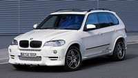 Salon de Francfort : BMW X5 ACS5 by AC Schnitzer