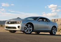 Chevrolet Camaro: pas de conduite à droite...