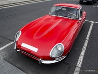 Photos du jour : Jaguar Type E